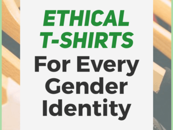 We reviewed the 5 best ethically made t-shirts you could possibly buy online today. Which t-shirts are more sustainable or fair trade? We'll tell you! We ranked every option based on their work towards environmental causes, human rights causes, and animal rights causes. The best part? These ethical t-shirts are good for lazy Sundays and even hot, sweaty summer days. #slowfashion #ethicalfashion #ecofashion #humanofimpact   humanofimpact.org
